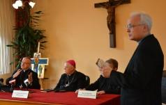 O jubileuszach Diecezji Legnickiej na konferencji