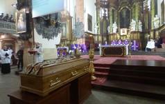 Legnica pożegnała swojego Pierwszego Biskupa Diecezjalnego