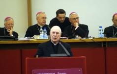 Delegacja Kongresu Europejskiego w Episkopacie