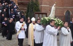 Dzień skupienia wrocławskich kapłanów