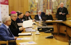 Warszawa: Spotkanie  Rady KEP ds. Środków Społecznego Przekazu