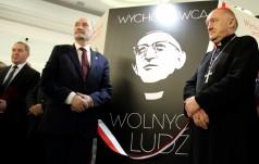 Min. Macierewicz: ks. Blachnicki był wielkim znakiem sprzeciwu