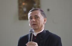 Bp Bałabuch do kapłanów: uczmy się miłosiernego wzroku Bożej Opatrzności