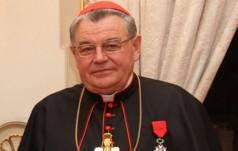 Kard. Duka: Dziękujemy kard. Vlkowi za odbudowę Kościoła w Czechach