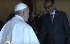 Papież wyraził ubolewanie za grzechy ludzi Kościoła w Rwandzie