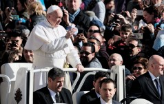 Franciszek do osób zaangażowanych w walkę z rakiem