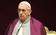 Doniosłe przemówienie papieża Franciszka