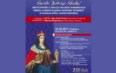 Uroczystości z okazji 750-lecia kanonizacji św. Jadwigi Śląskiej