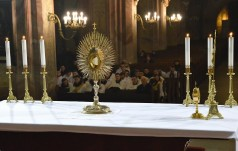 """Bp Dec podczas """"24 godziny dla Pana"""": we wszystkich ludziach znajduje się obraz Boga"""
