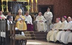 Toruń: obchody jubileuszu 25-lecia istnienia diecezji toruńskiej