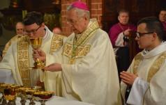 Legnickie Te Deum za 25 lat istnienia diecezji