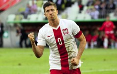 Co z Lewandowskim? Robertem