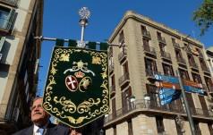Niedziela Palmowa w Barcelonie