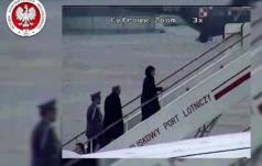 Nieznane, odnalezione nagranie z 10 kwietnia 2010 roku
