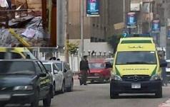Abp Becciu: zamachy na kościoły w Egipcie nie zmienią planów papieża