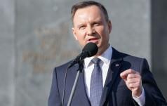 Przemówienie prezydenta Andrzeja Dudy