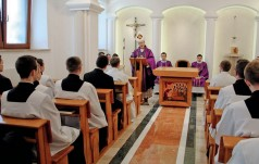 Srebrny Jubileusz Wyższego Seminarium Duchownego