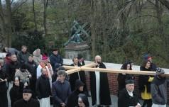 Abp Depo przewodniczył drodze krzyżowej