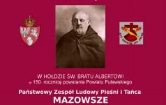 """Puławy - koncert """"Mazowsza"""""""