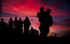 W całej Polsce modlono się w intencji uchodźców
