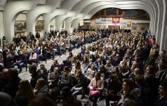 Pielgrzymka Maturzystów Archidiecezji Łódzkiej na Jasną Górę