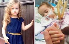 Święty Krzyż: oblaci proszą o pomoc dla chorej Gabrysi – potrzeba 1,5 mln zł