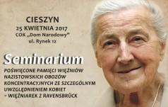 III edycja seminarium poświęconego pamięci więźniów nazistowskich obozów koncentracyjnych