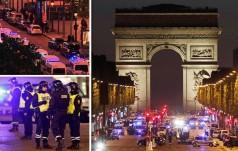 Strzelanina w centrum Paryża!