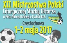 Mistrzostwa Polski ministrantów w piłce nożnej halowej