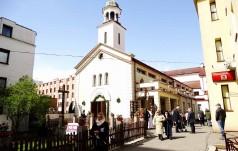 Nowe sanktuarium św. Faustyny