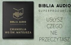 Biblia Audio na Narodowy Dzień Czytania Pisma Świętego