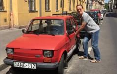 Tom Hanks dziękuje za Fiata 126p