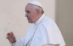 Franciszek w Genui
