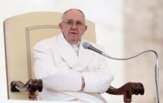 Franciszek: chrześcijanin nie może być prorokiem nieszczęścia