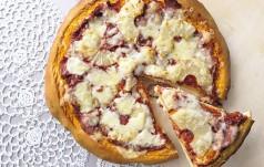 Hawajska pizza domowa