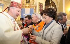 Kalisz: ludzie pracy modlili się w sanktuarium św. Józefa
