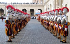 Watykan: Gwardia Szwajcarska gotowa do udaremnienia zamachu terrorystycznego