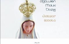 Nabożeństwo fatimskie w kościele św. Wojciecha