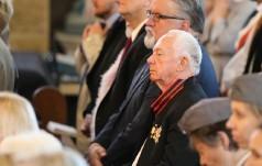 Złoty Krzyż Zasługi dla dr. Jana Jaworskiego