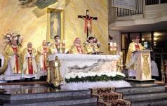 Dziękczynienie za posługę biskupa Tadeusza Rakoczego
