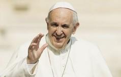 Papież w bazylice Matki Bożej Większej - podziękowanie za podróż do Kolumbii