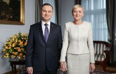 Niech polskie rodziny cieszą się szczęściem i dobrobytem!