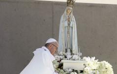 Fatima: szkoła letnia na temat związków papieży z sanktuarium
