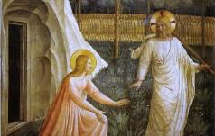 Franciszek: Maria Magdalena apostołką nadziei