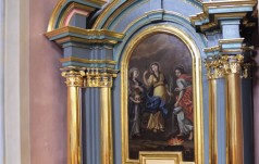 Tajemnica ołtarza św. Tekli w Łące
