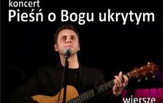 Lublin: Wiersze Karola Wojtyły zaśpiewa Marcin Styczeń