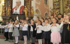 Janie Pawle II, śpiewamy dla Ciebie