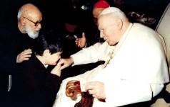 Mama przeprowadziła się na grób Ojca Pio