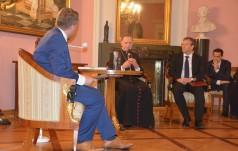 """""""Sekretarz dwóch papieży"""" - promocja książki w Krakowie"""