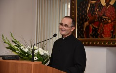 """Biskup nominat A. Przybylski spotkał się z redakcją """"Niedzieli"""""""